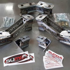 Sumo Parts – Manufacturing The Finest Off-road Subaru Parts